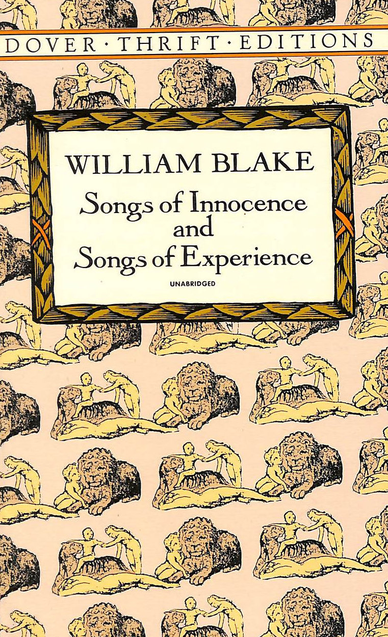 Image for Songs Of Innocence And Songs Of Experience (Dover Thrift Editions)