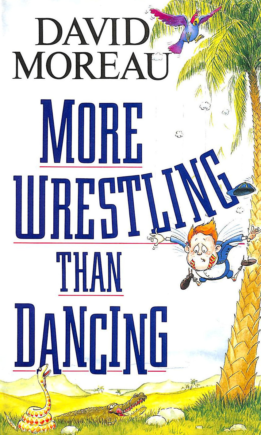 Image for More Wrestling Than Dancing