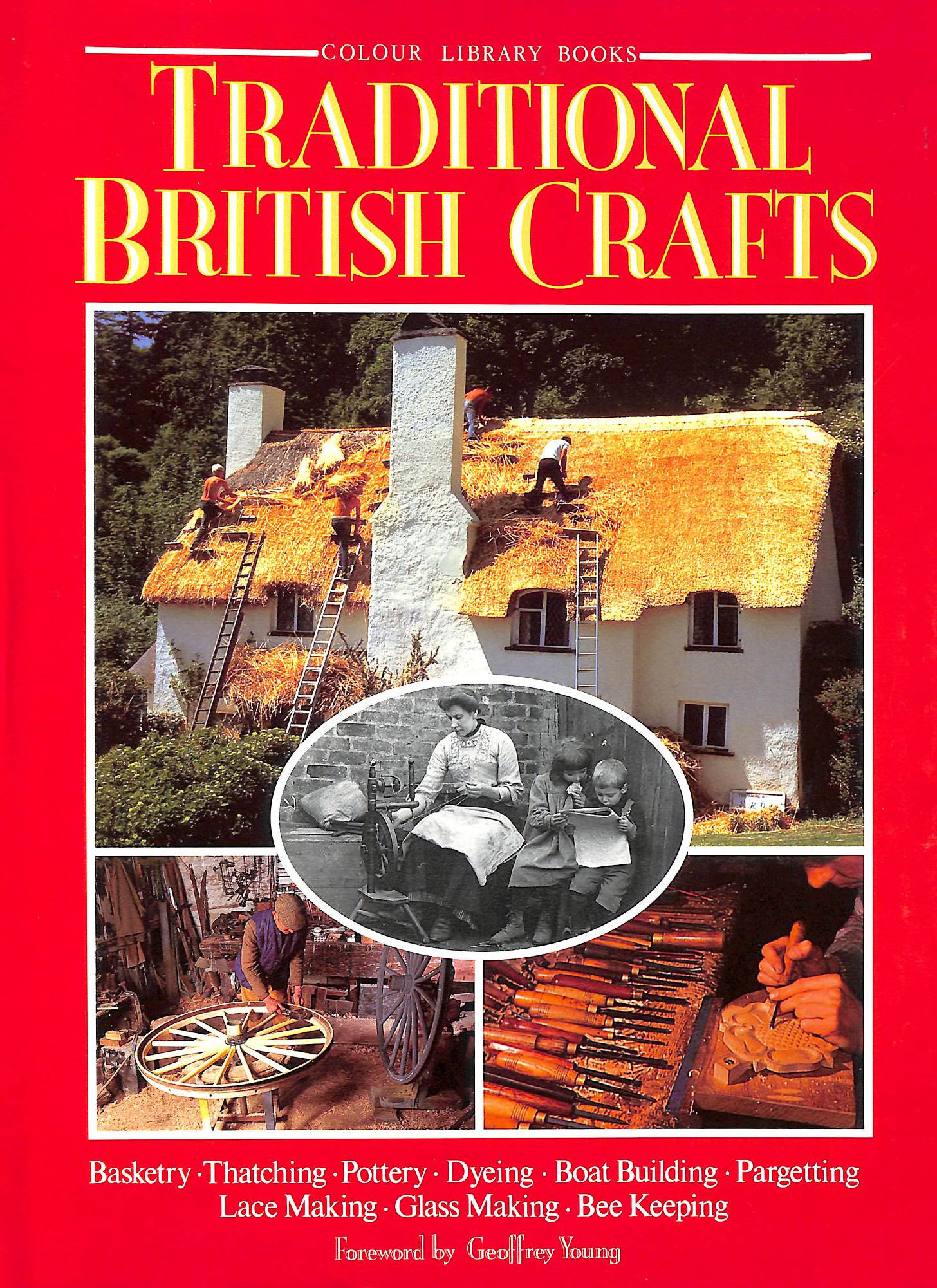 Image for Traditional British Crafts.