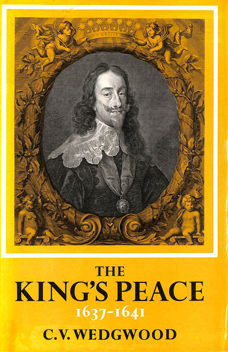 Image for The King's Peace: 1637-1941 (The Great Rebellion)