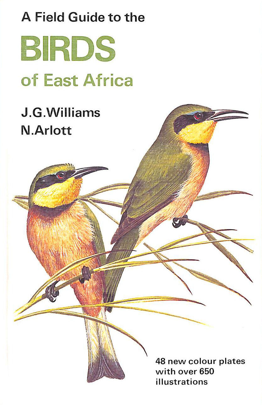 Image for A Field Guide To The Birds Of East Africa (Collins Pocket Guide)