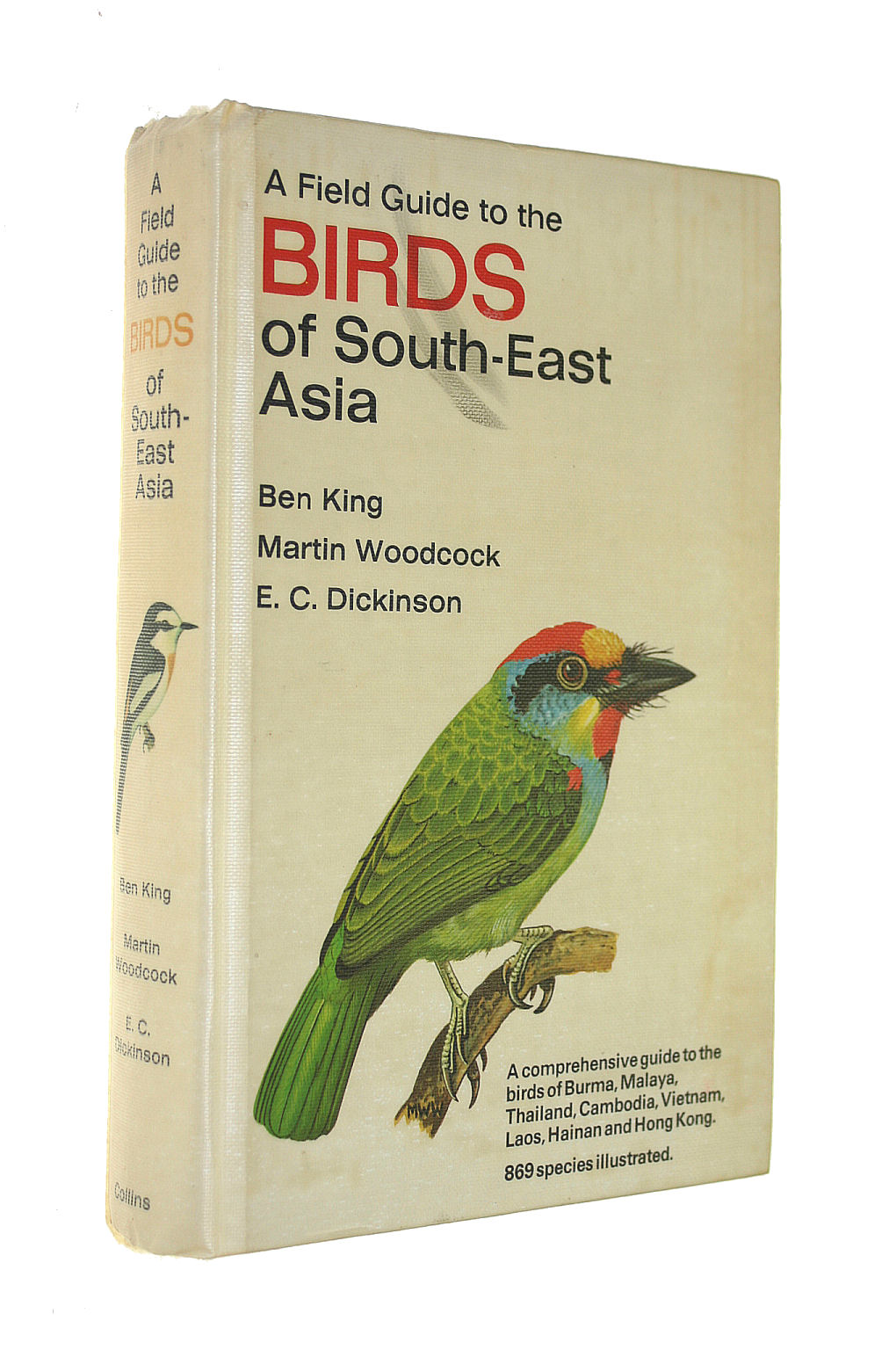 Image for Birds Of South-East Asia (Collins Field Guide) (Collins Pocket Guide)