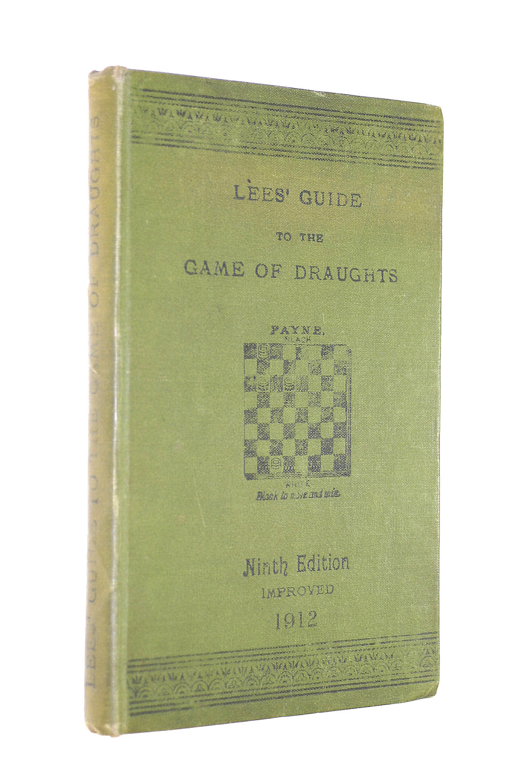 Image for A Complete Guide To The Game Of Draughts