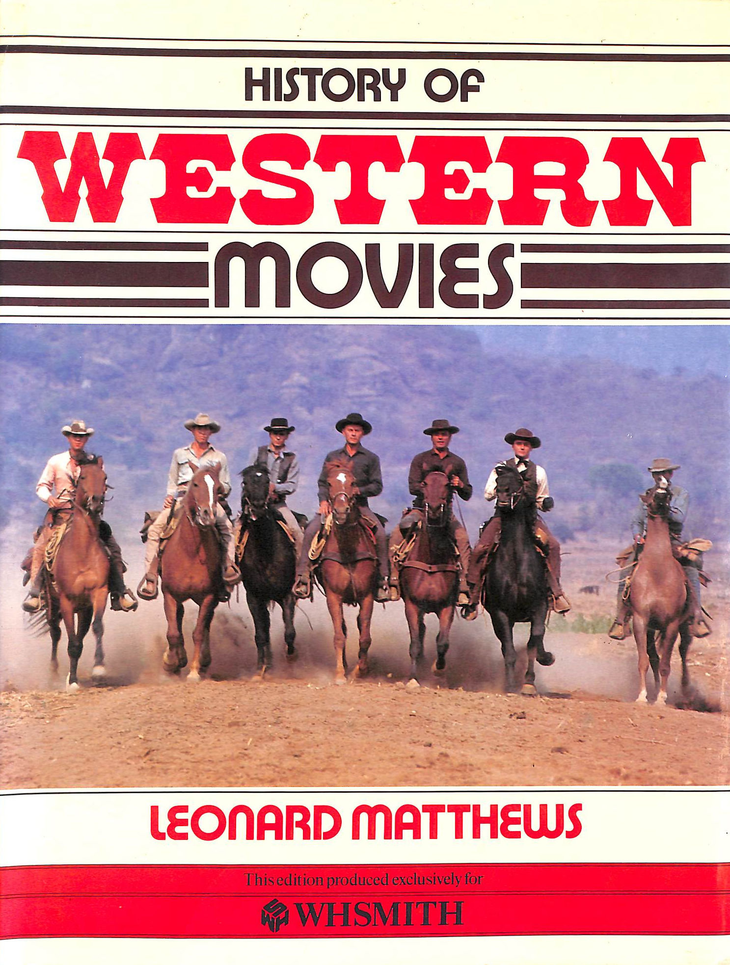 Image for History Of Western Movies