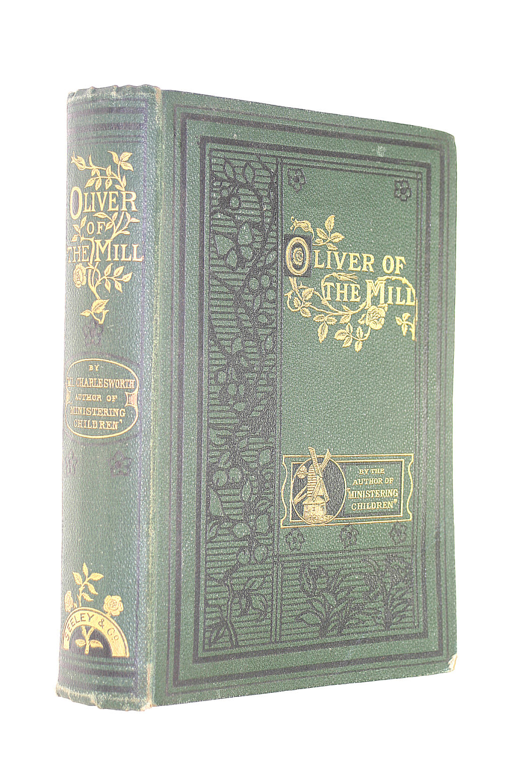 Image for Oliver Of The Mill