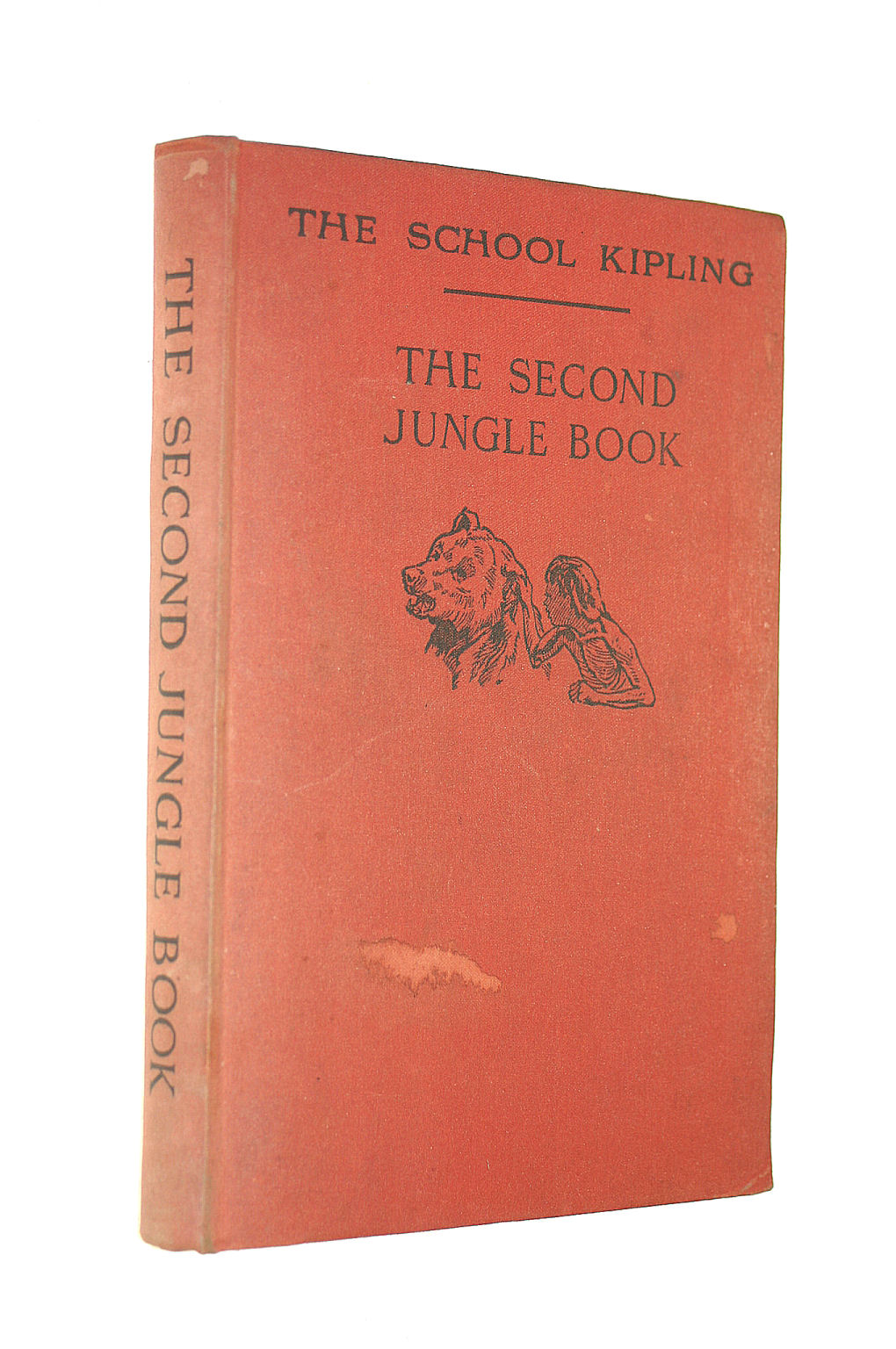 Image for The Second Jungle Book - The School Kipling