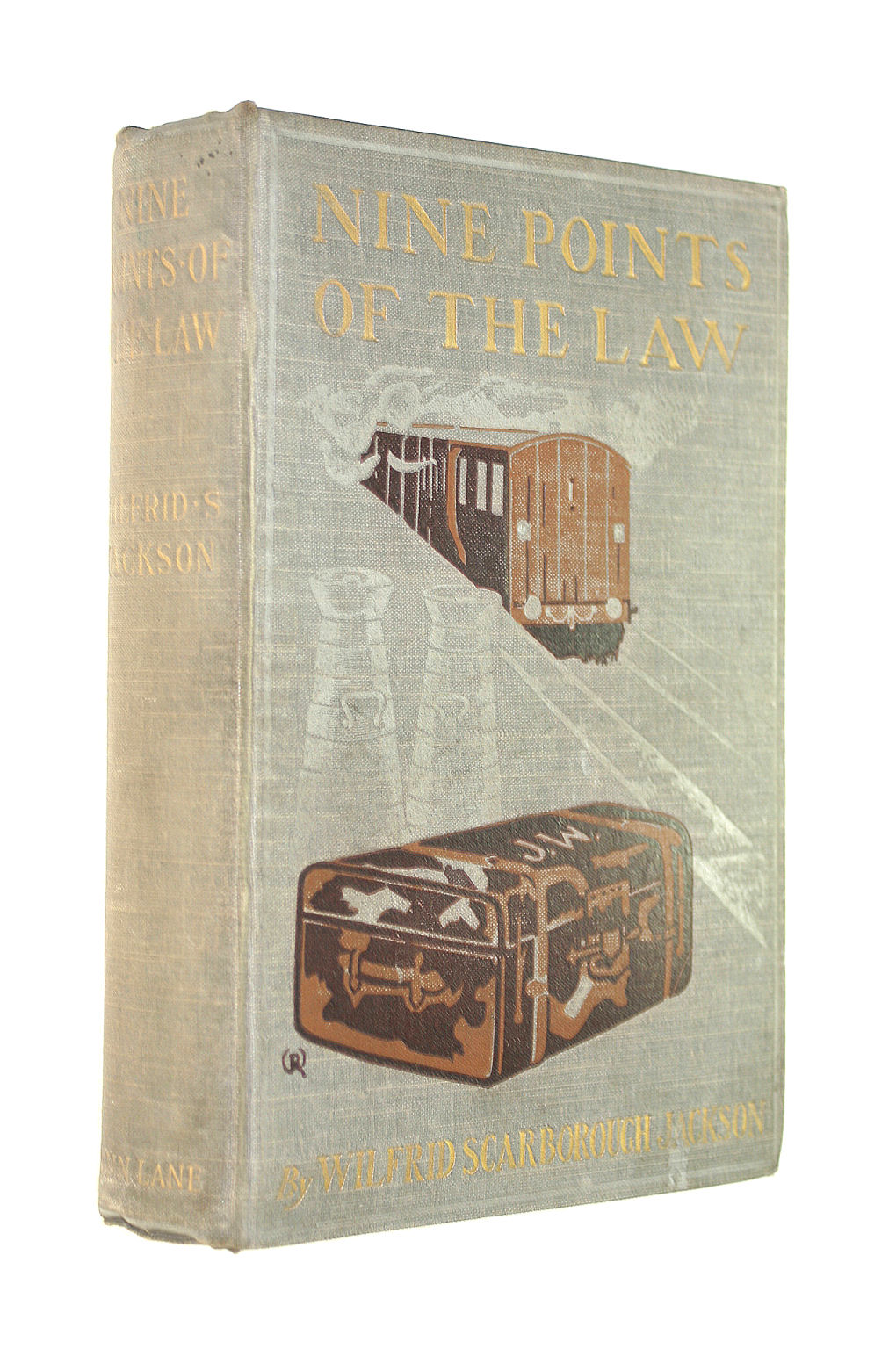 Image for Nine Points Of The Law.