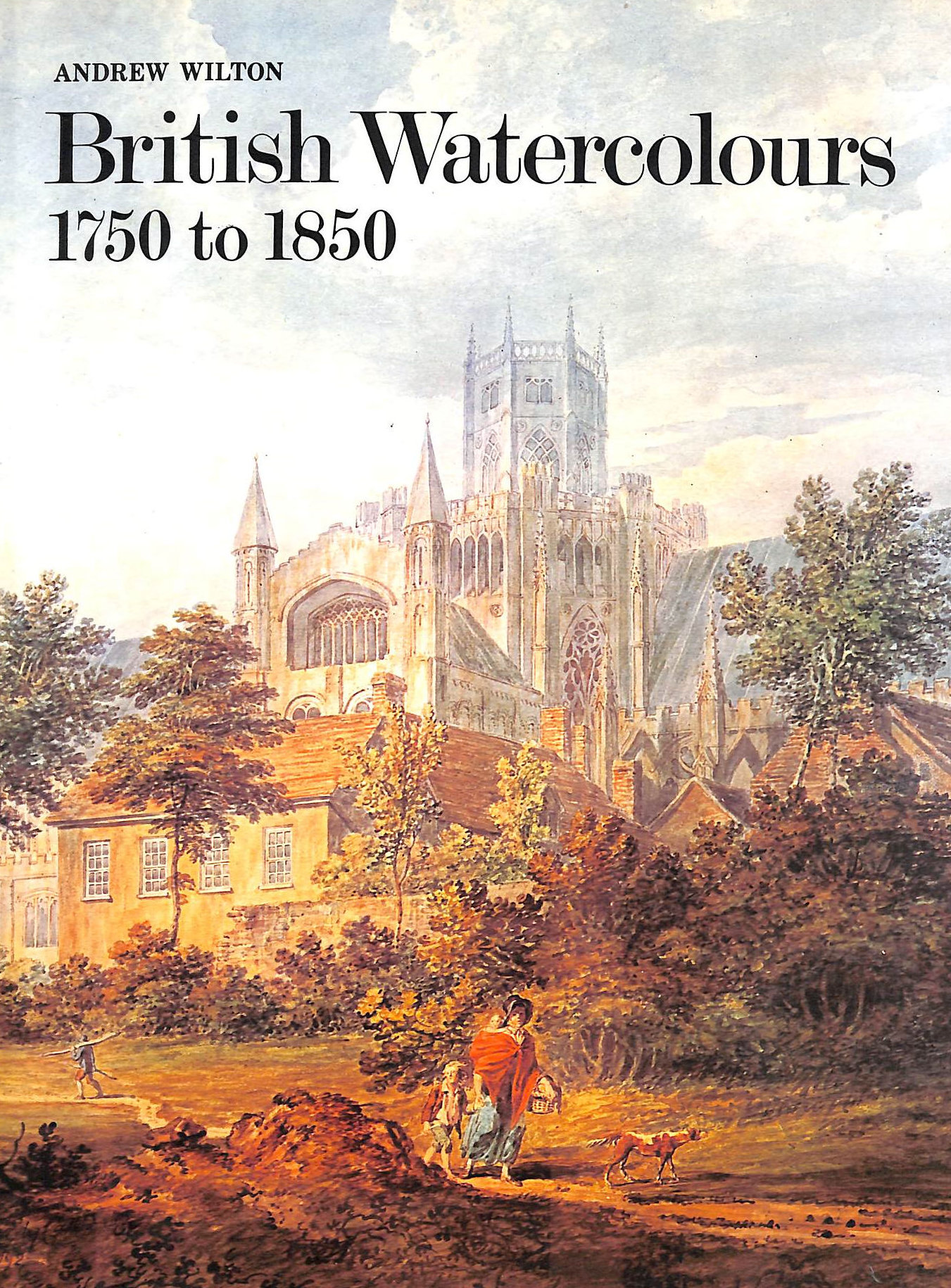Image for British Watercolours, 1750-1850