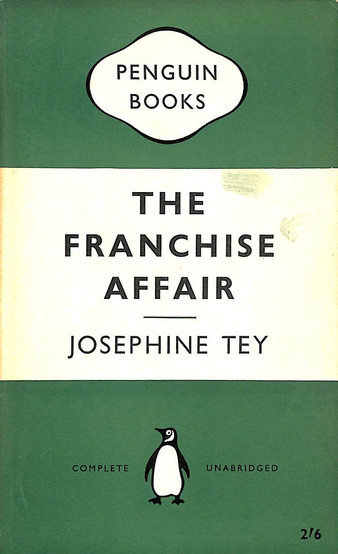 Image for The Franchise Affair