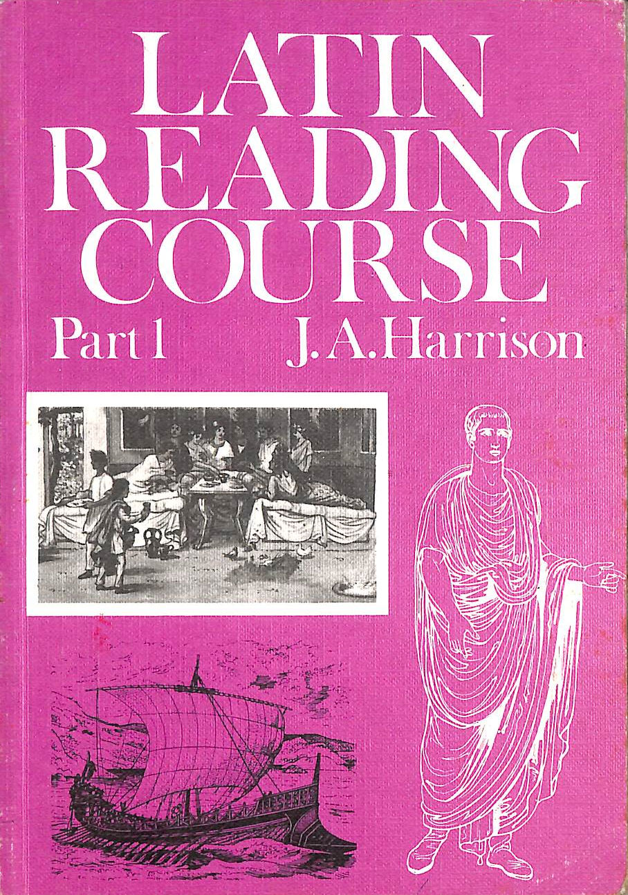 Image for Latin Reading Course: Pt. 1