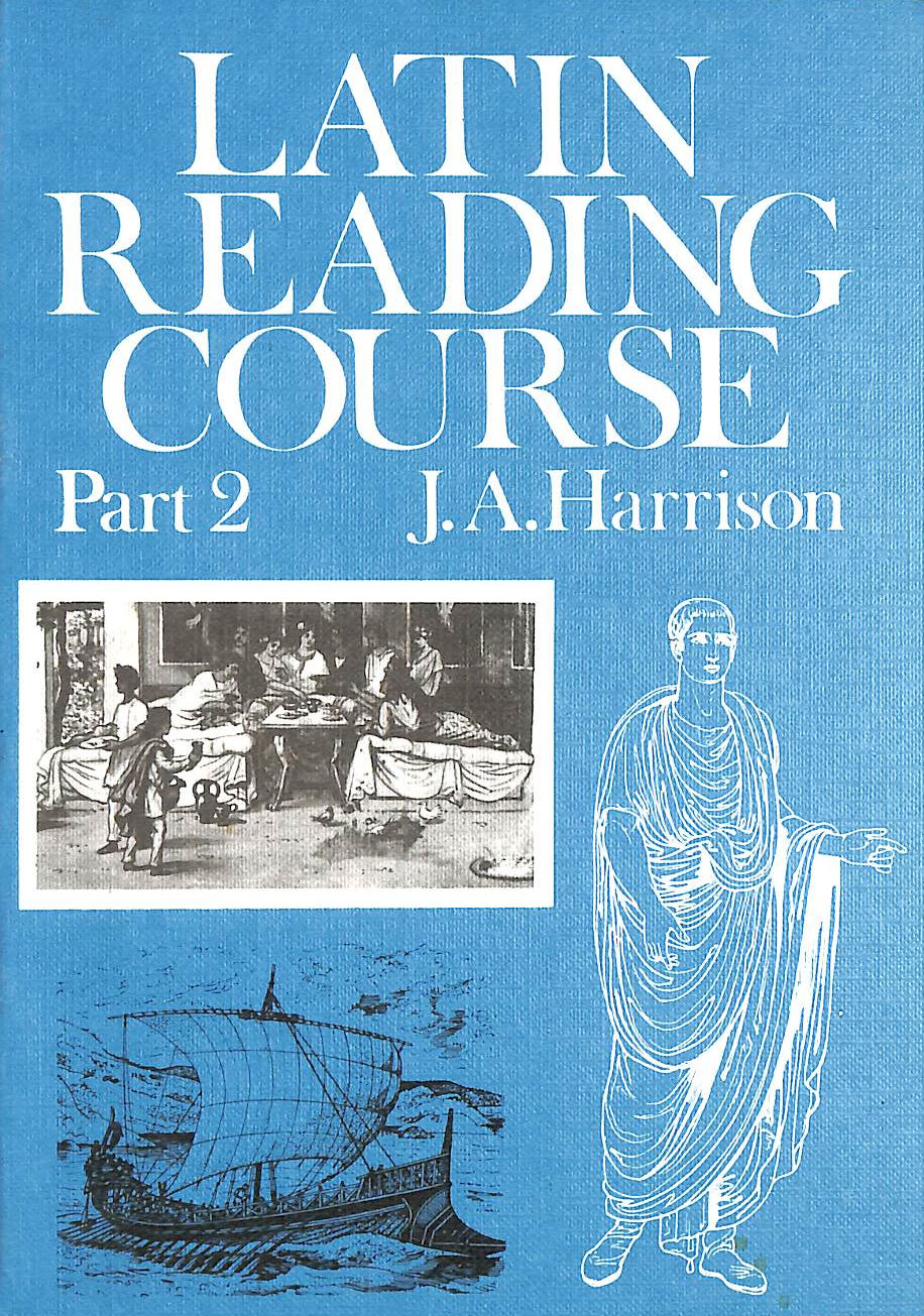 Image for Latin Reading Course: Pt. 2