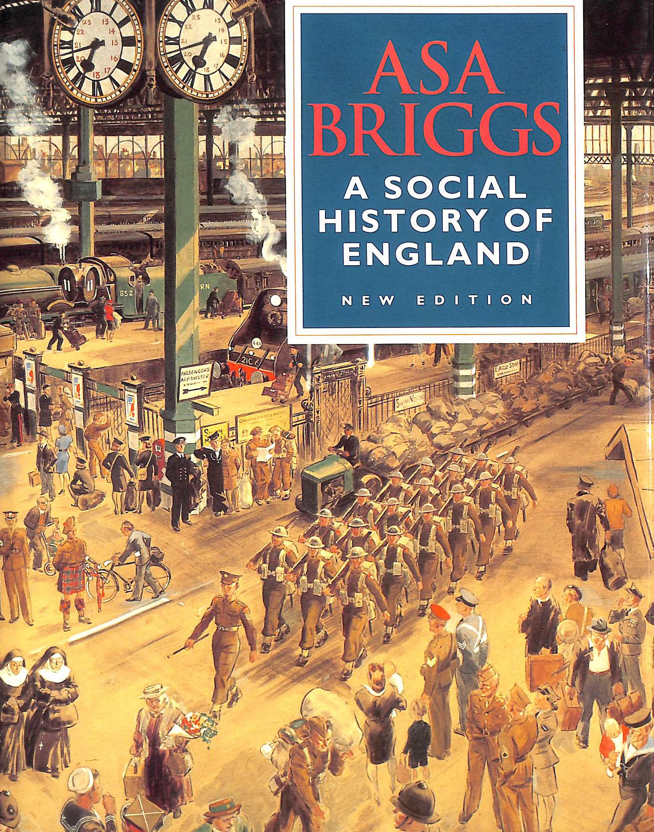 Image for Social History Of England