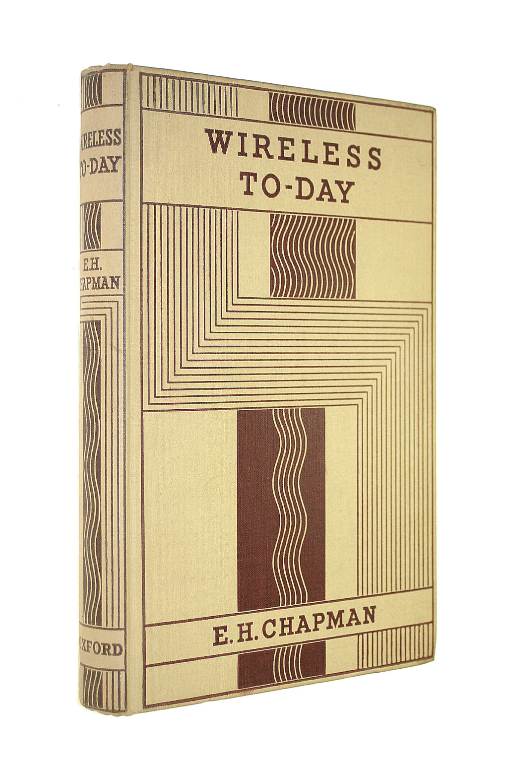 Image for Wireless To-Day.