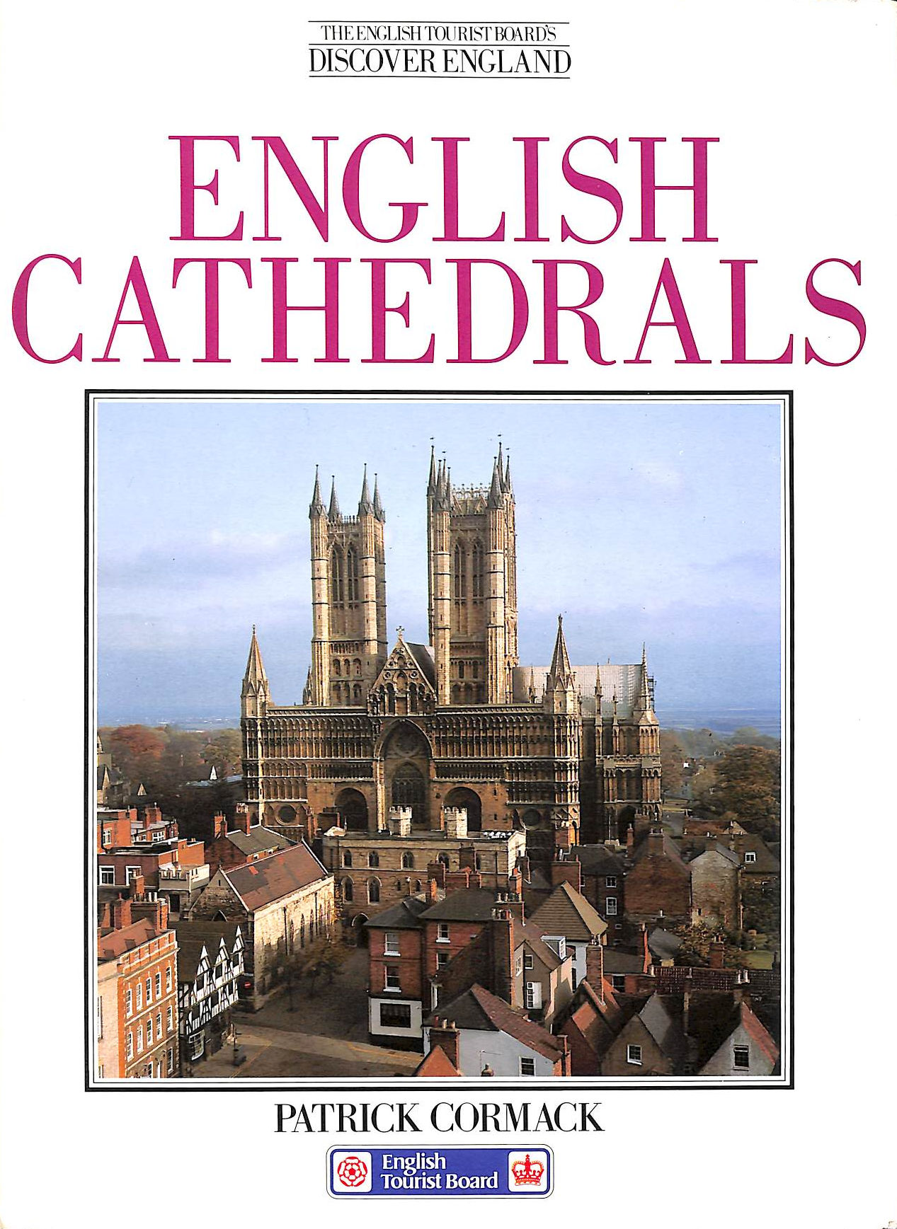 Image for English Cathedrals
