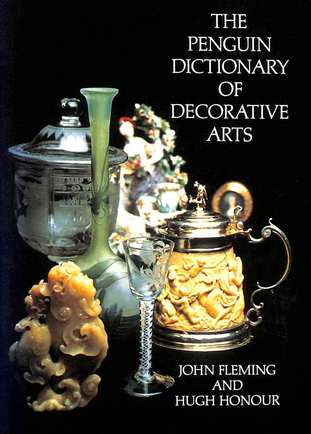 Image for The Penguin Dictionary Of Decorative Arts