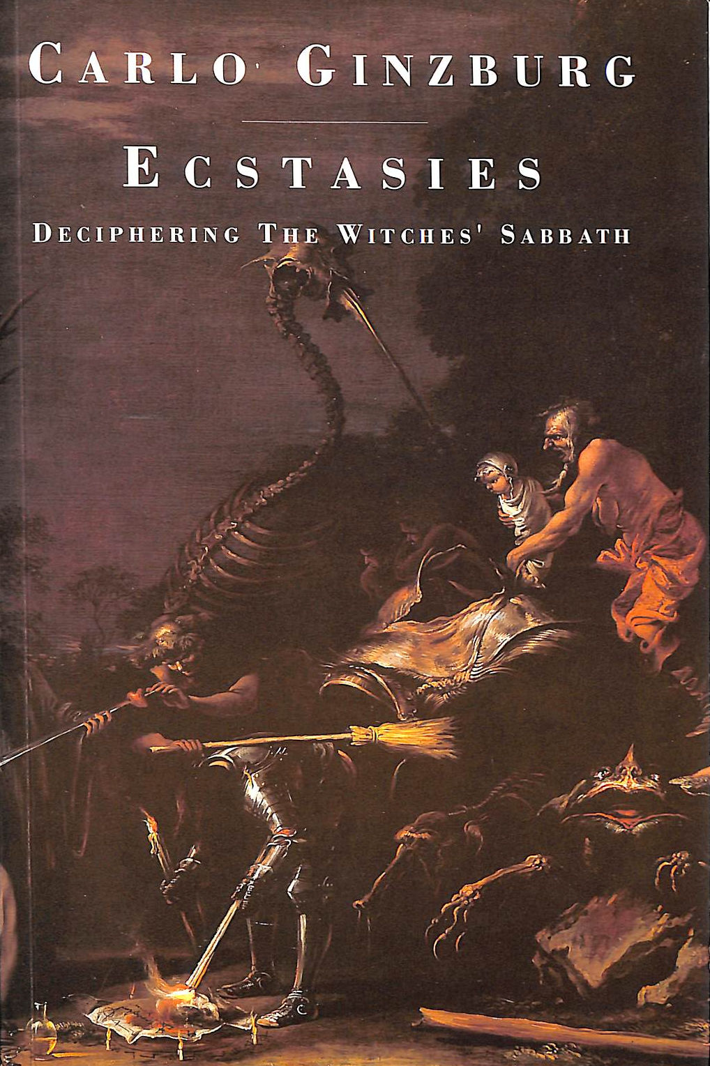 Image for Ecstasies: Deciphering The Witches' Sabbath