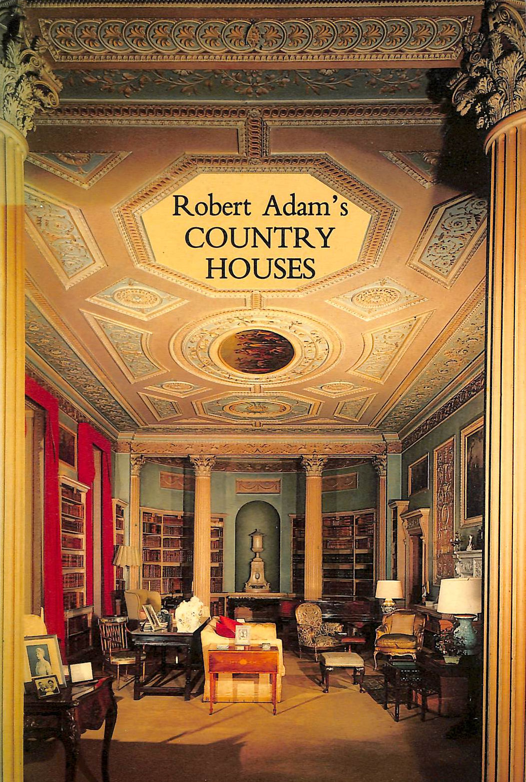 Image for Robert Adam's Country Houses