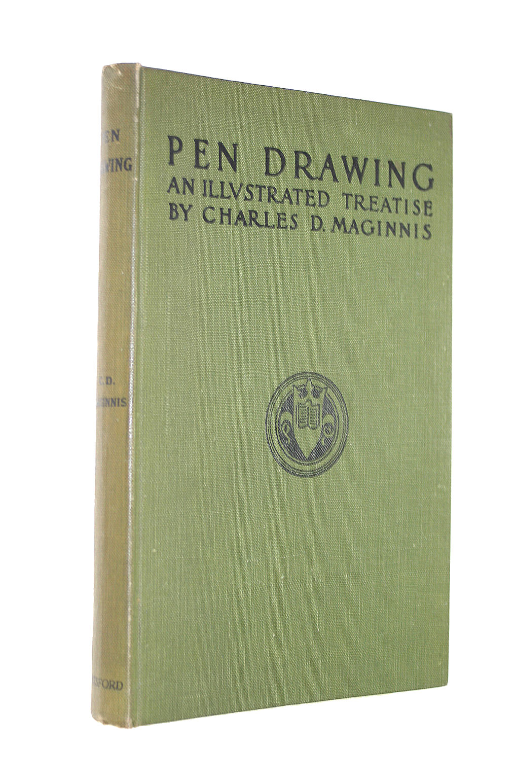 Image for Pen Drawing: An Illustrated Treatise