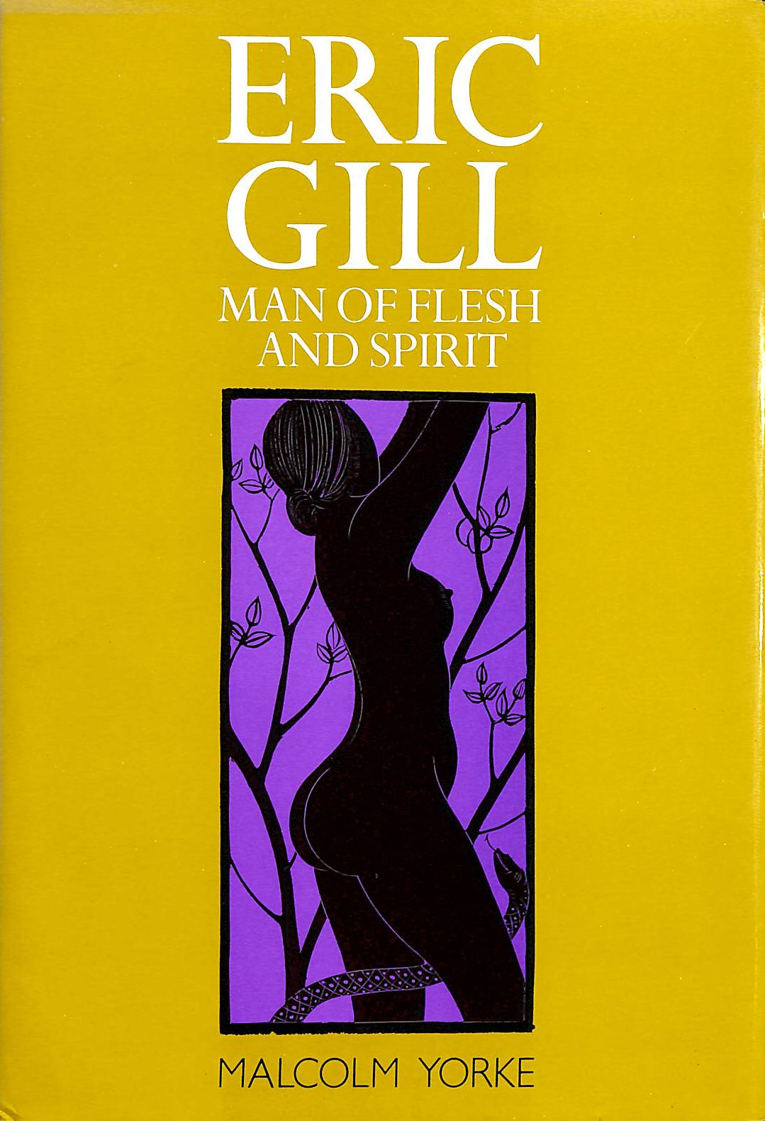 Image for Eric Gill: Man Of Flesh And Spirit
