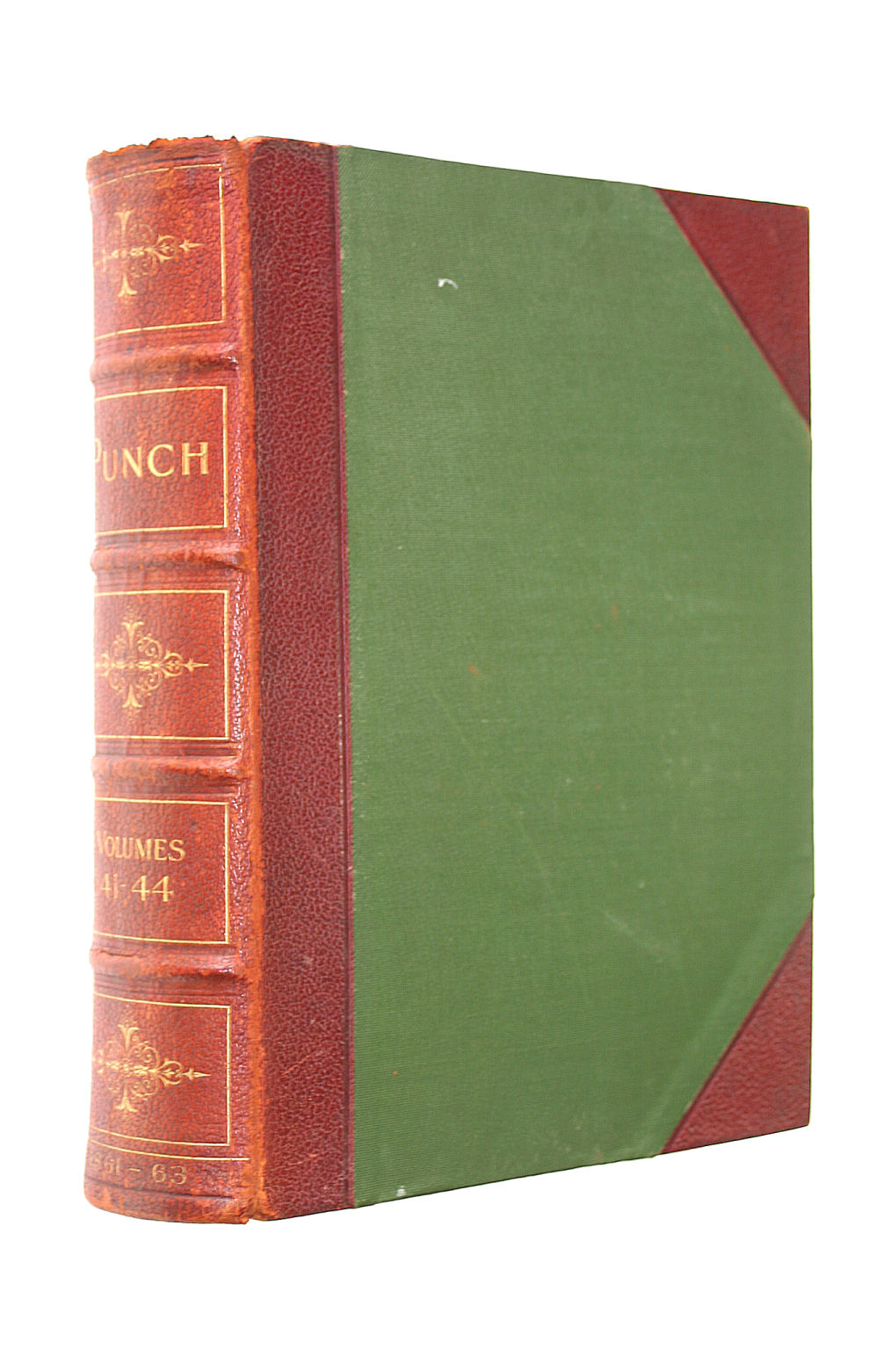 Image for Punch Volumes 41-44 (1861-1863)