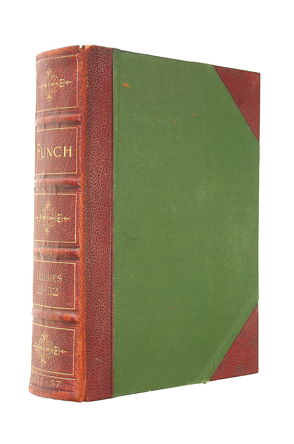Image for Punch, Or The London Charivari, Volumes 29-32, July 1855 To June 1857, [In 1 Volume]
