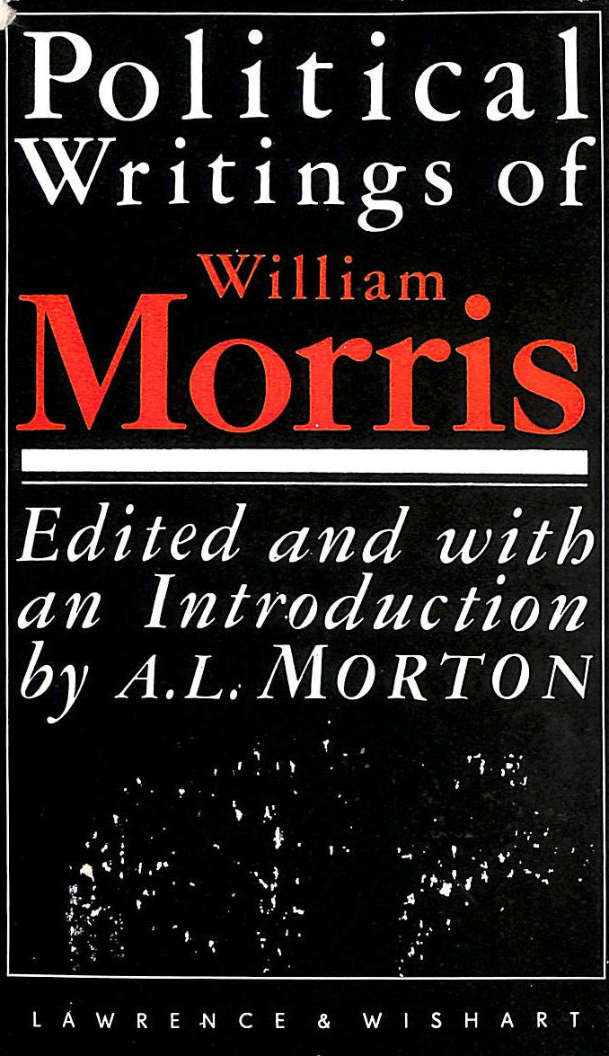 Image for The Political Writings Of William Morris