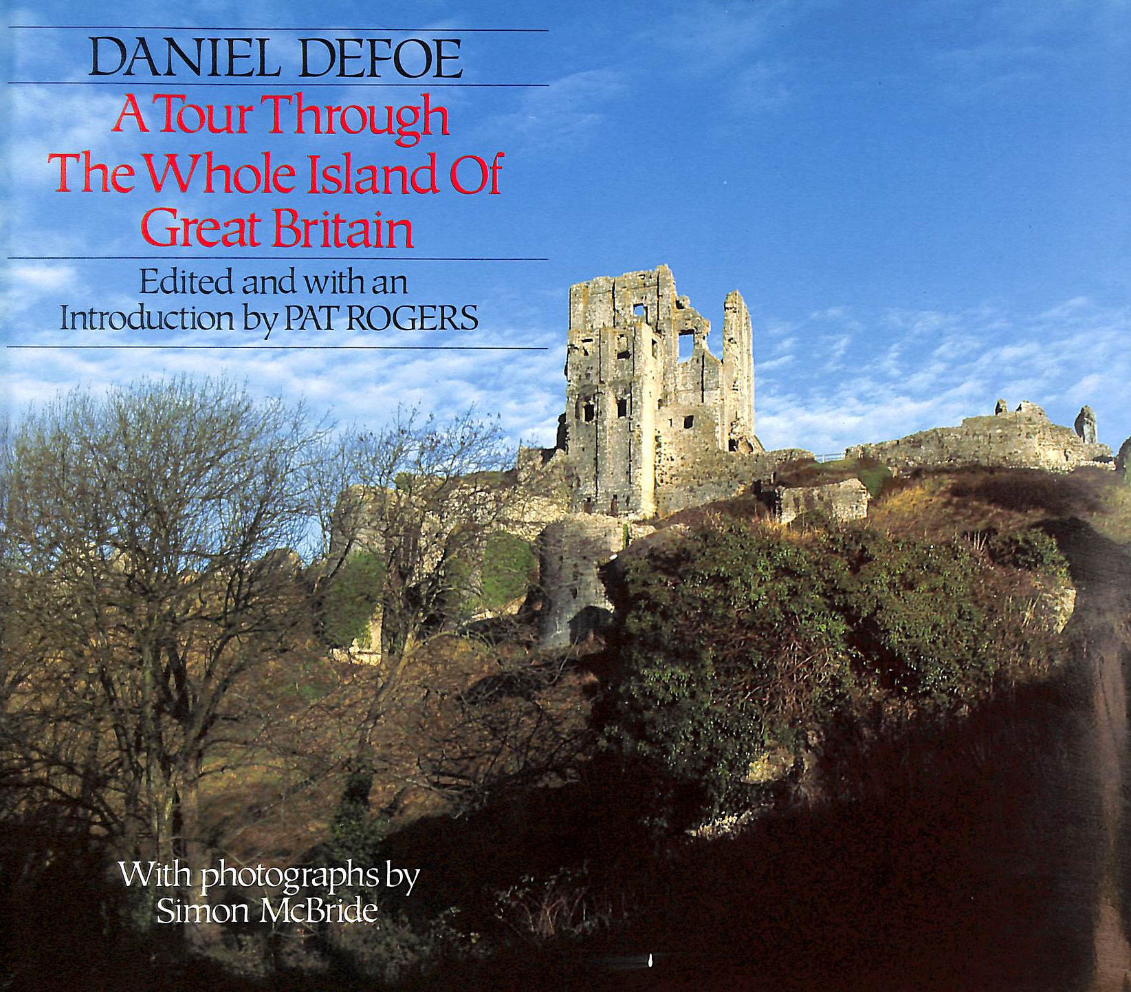 Image for A Tour Through The Whole Island Of Great Britain