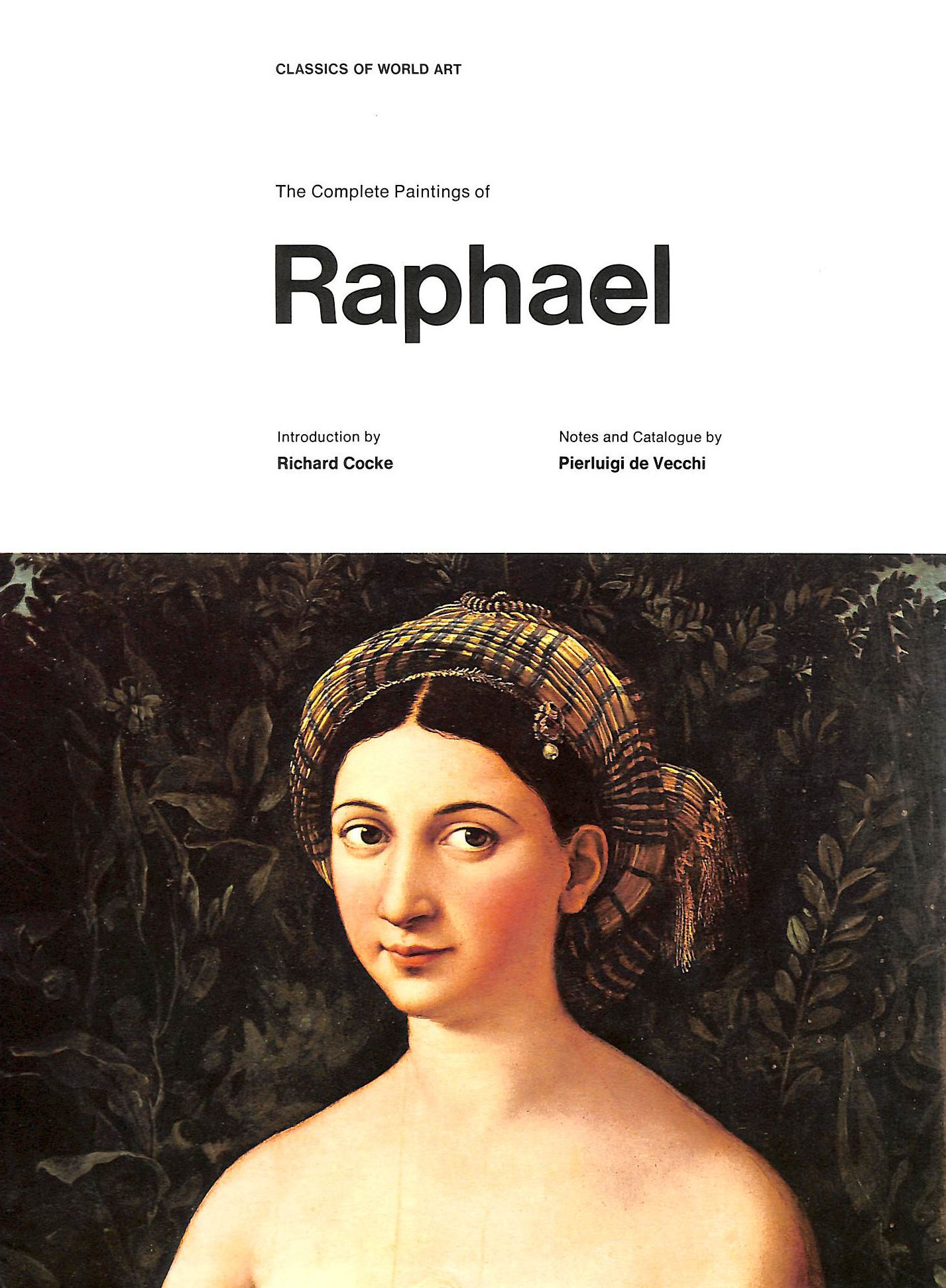 Image for The Complete Paintings Of Raphael