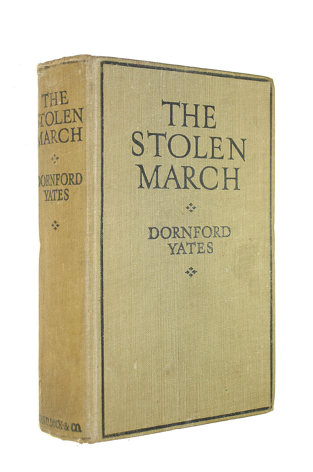 Image for The Stolen March.