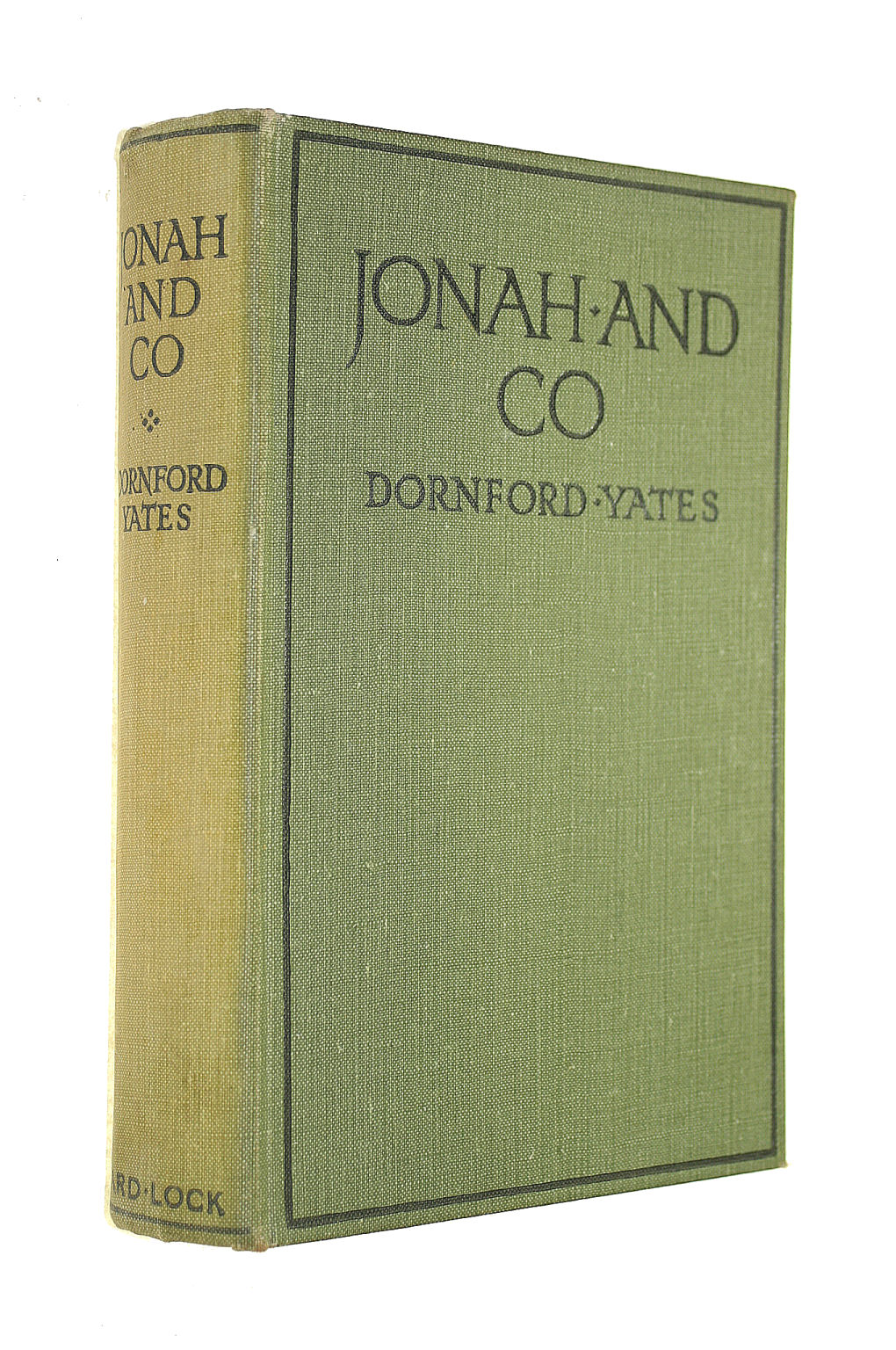 Image for Jonah And Co.