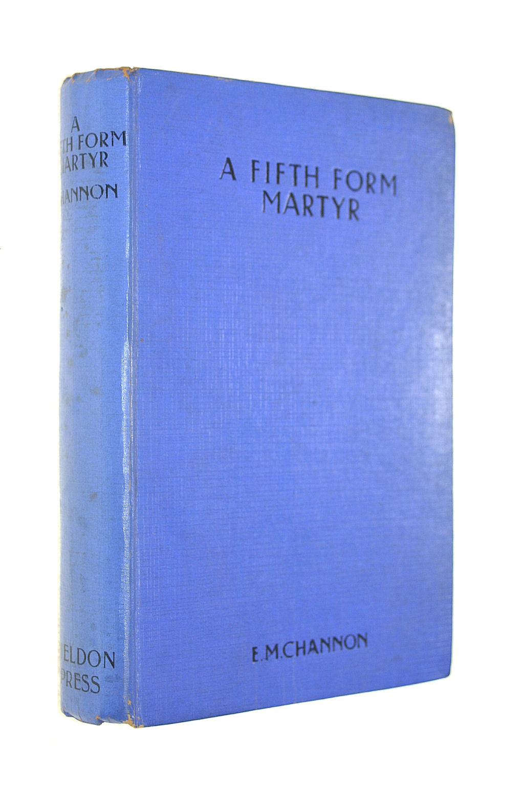 Image for A Fifth-Form Martyr