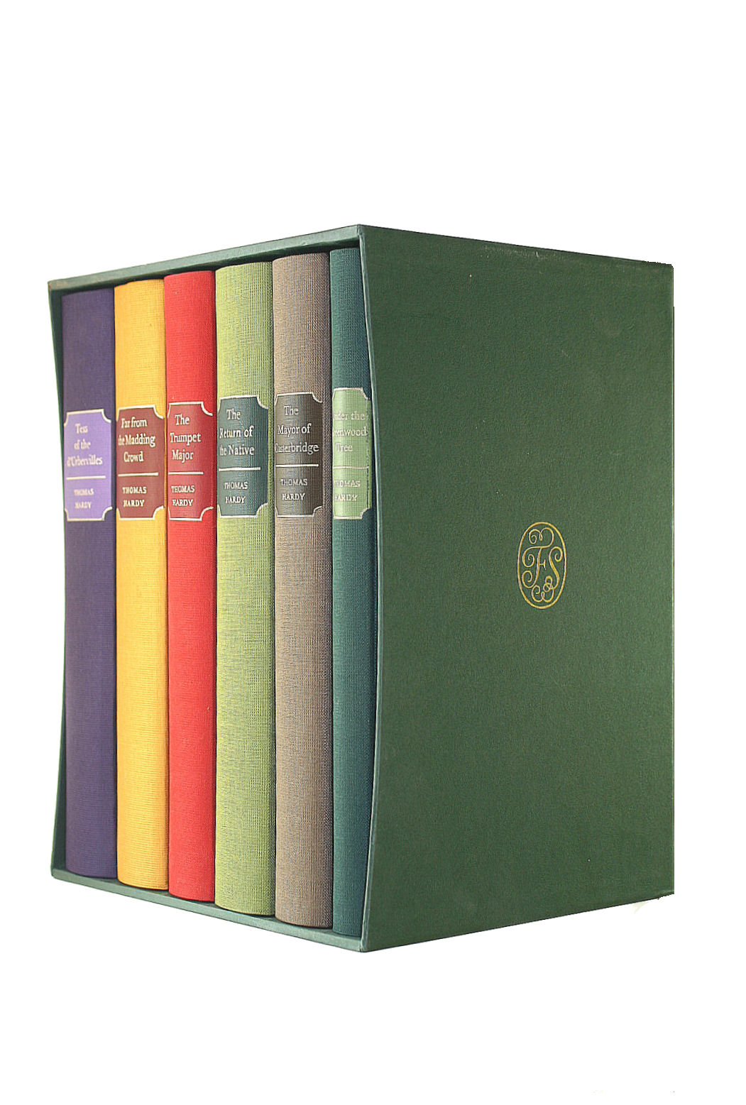 Image for Thomas Hardy Folio Society Set - The Wessex Tales