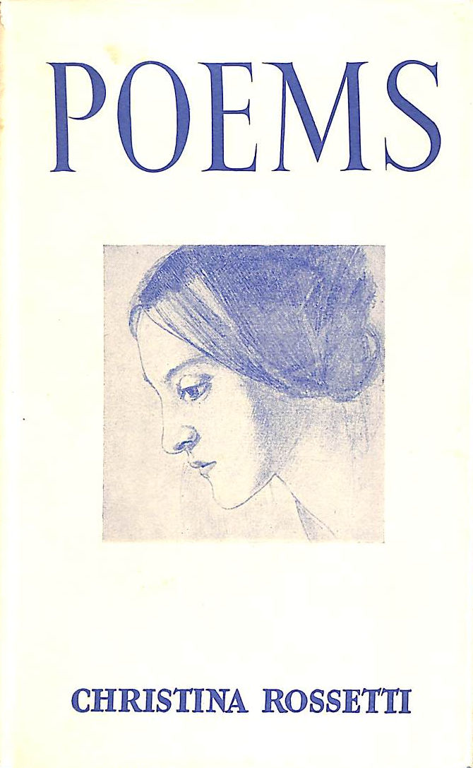 Image for Poems Of Christina Rossetti