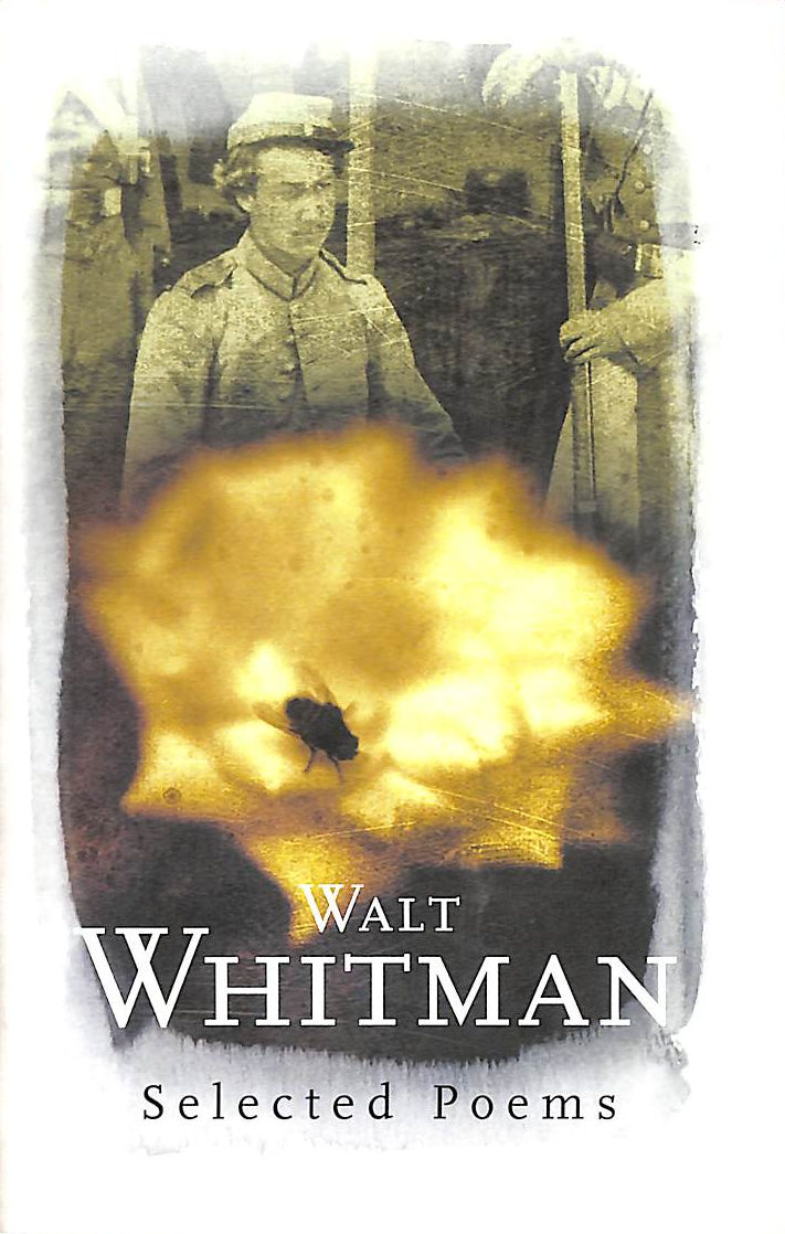 Image for Walt Whitman: Everyman Poetry (Phoenix Hardback Poetry)