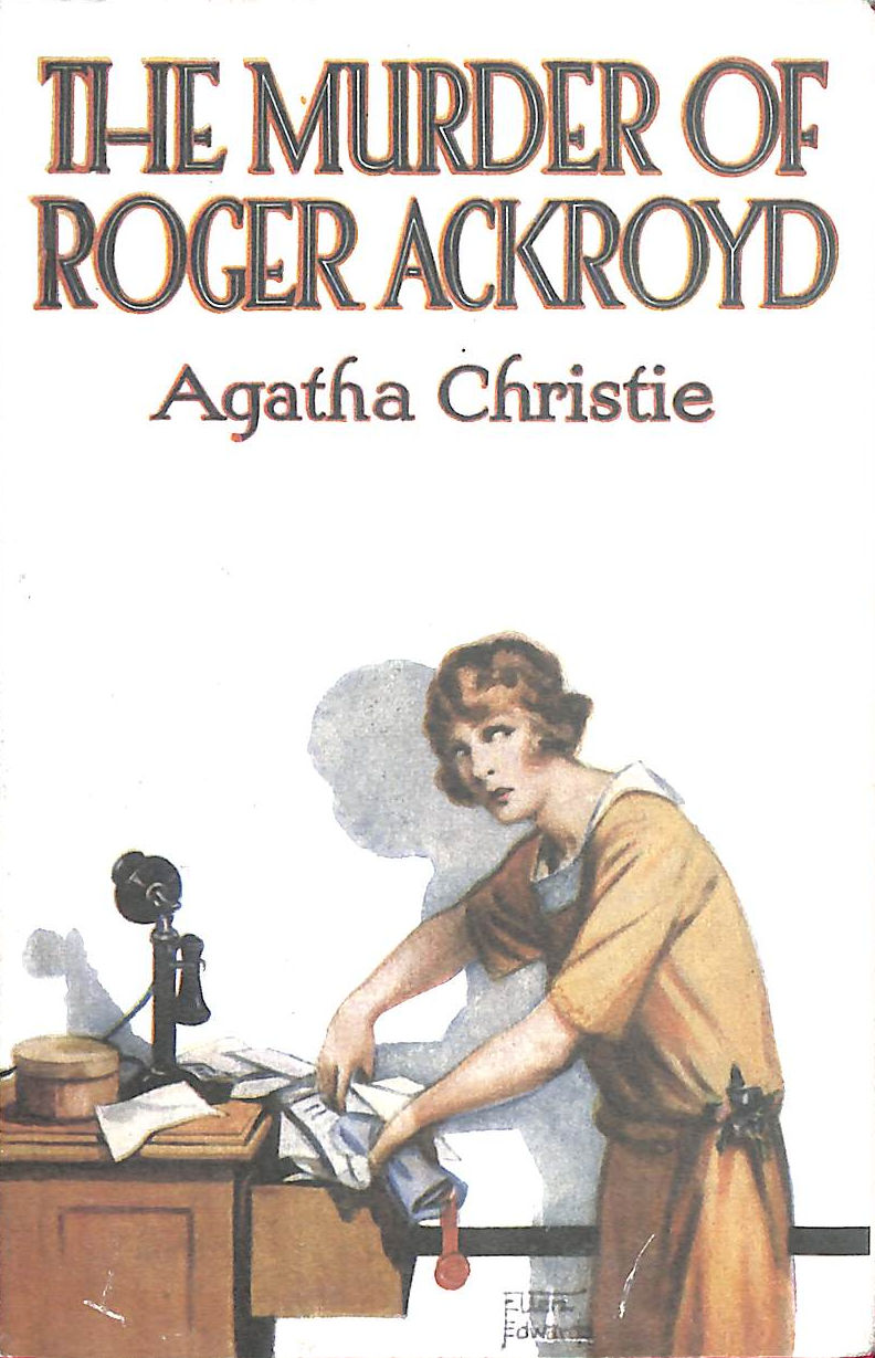 Image for The Murder Of Roger Ackroyd Agatha Christie Book Collection