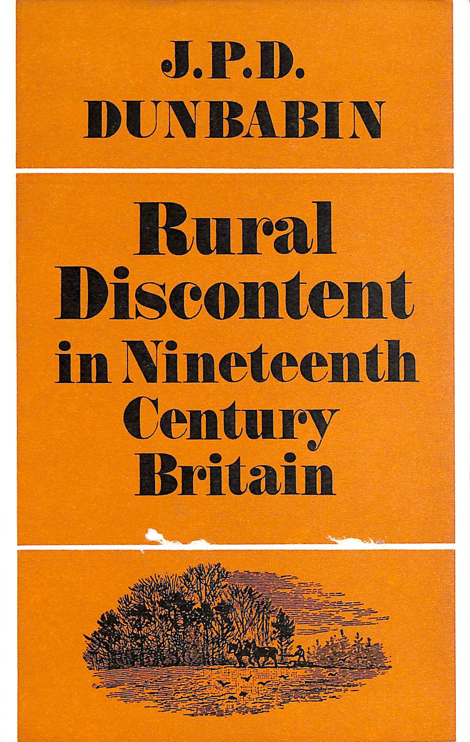 Image for Rural Discontent In Nineteenth-Century Britain