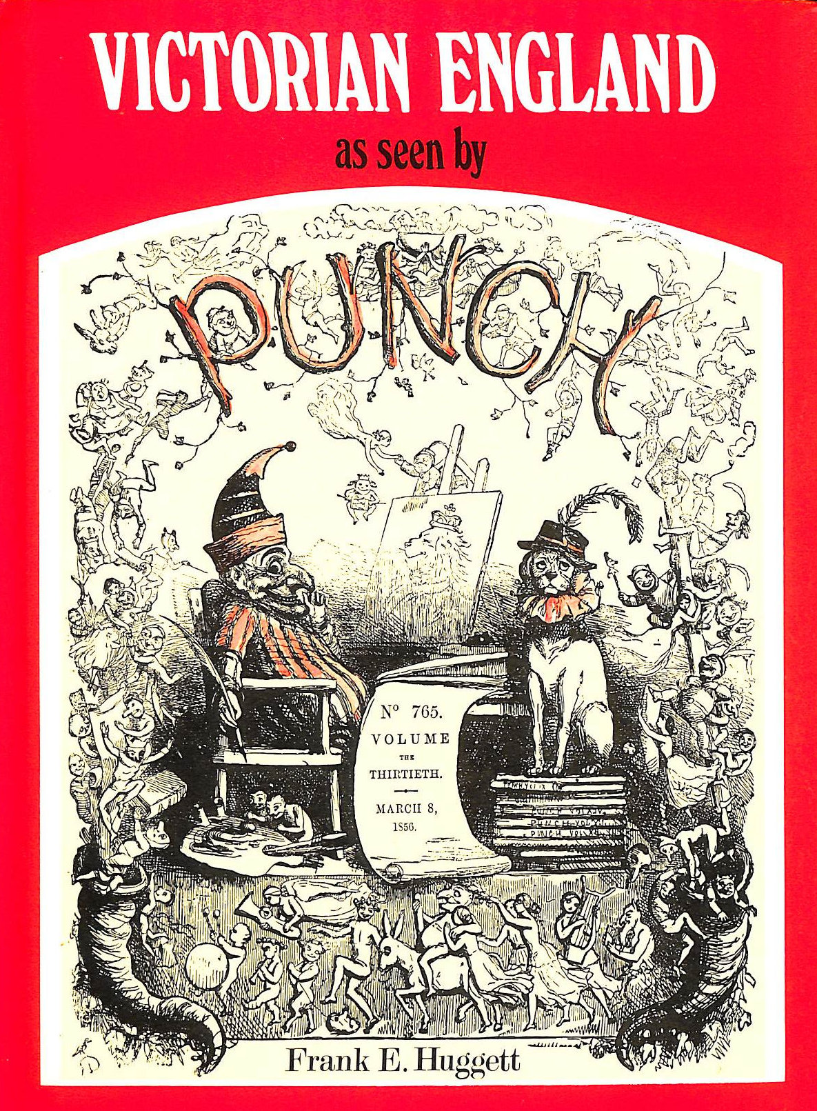 Image for Victorian England As Seen By Punch