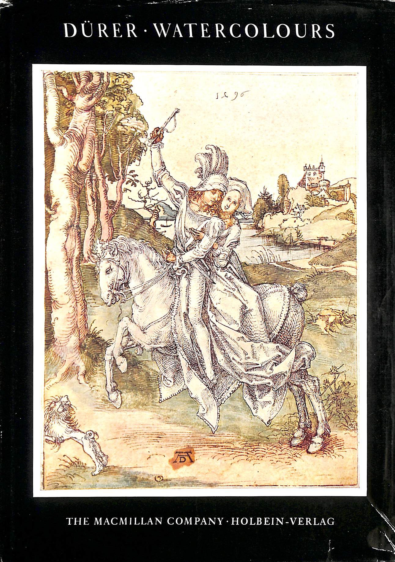 Image for Watercolours By Albrecht Durer