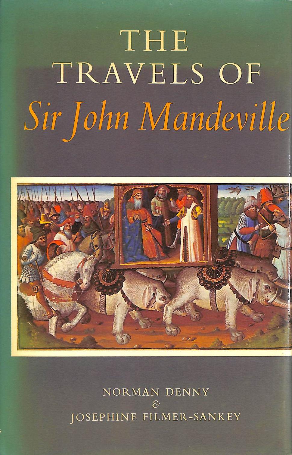 Image for The Travels Of Sir John Mandeville