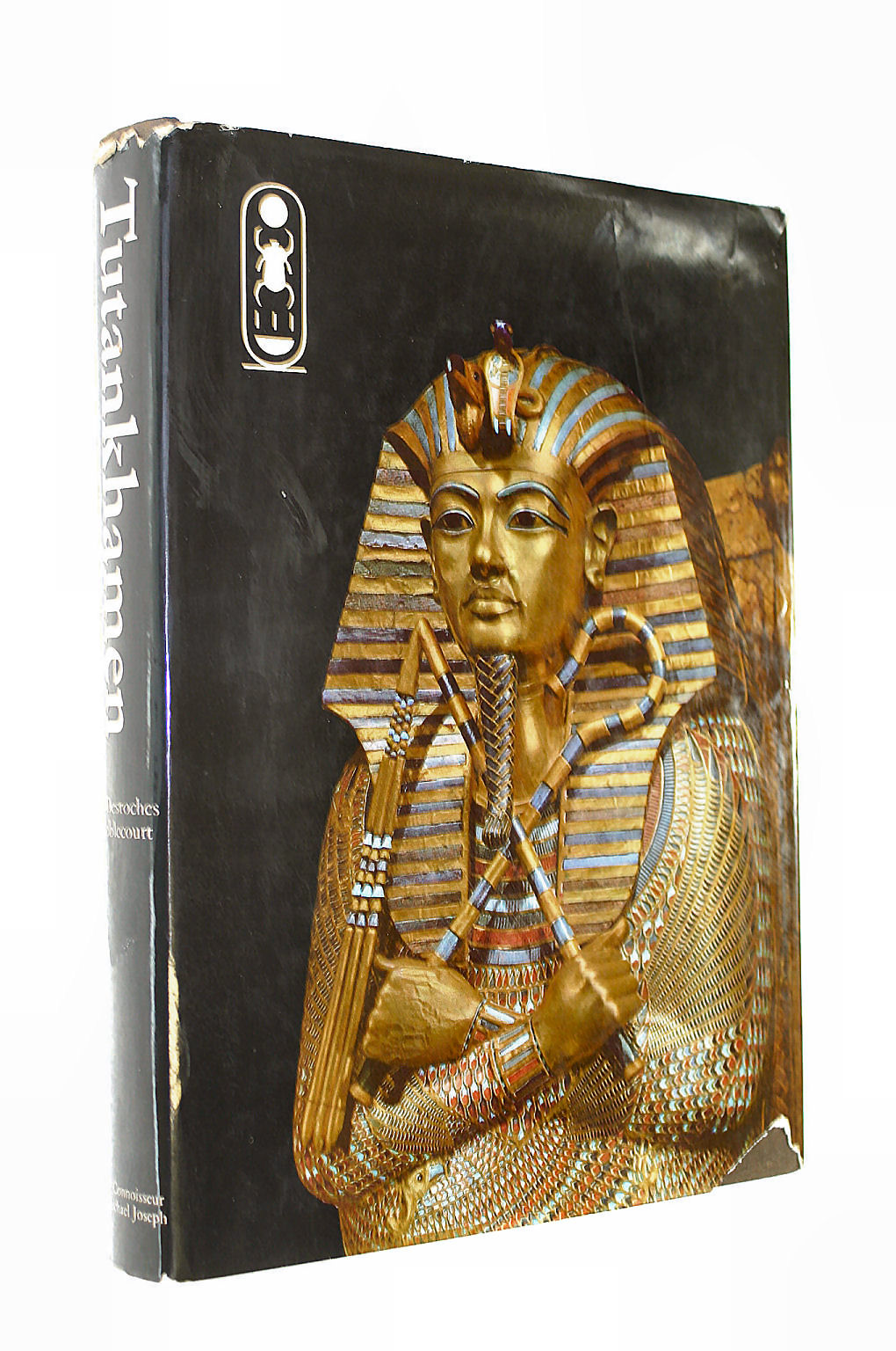 Image for Tutankhamen. (Life And Death Of A Pharaoh.) With 75 Colour Photographs By F. L. Kenett ... Notes On The Colour Plates By Dr. A. Shoukry