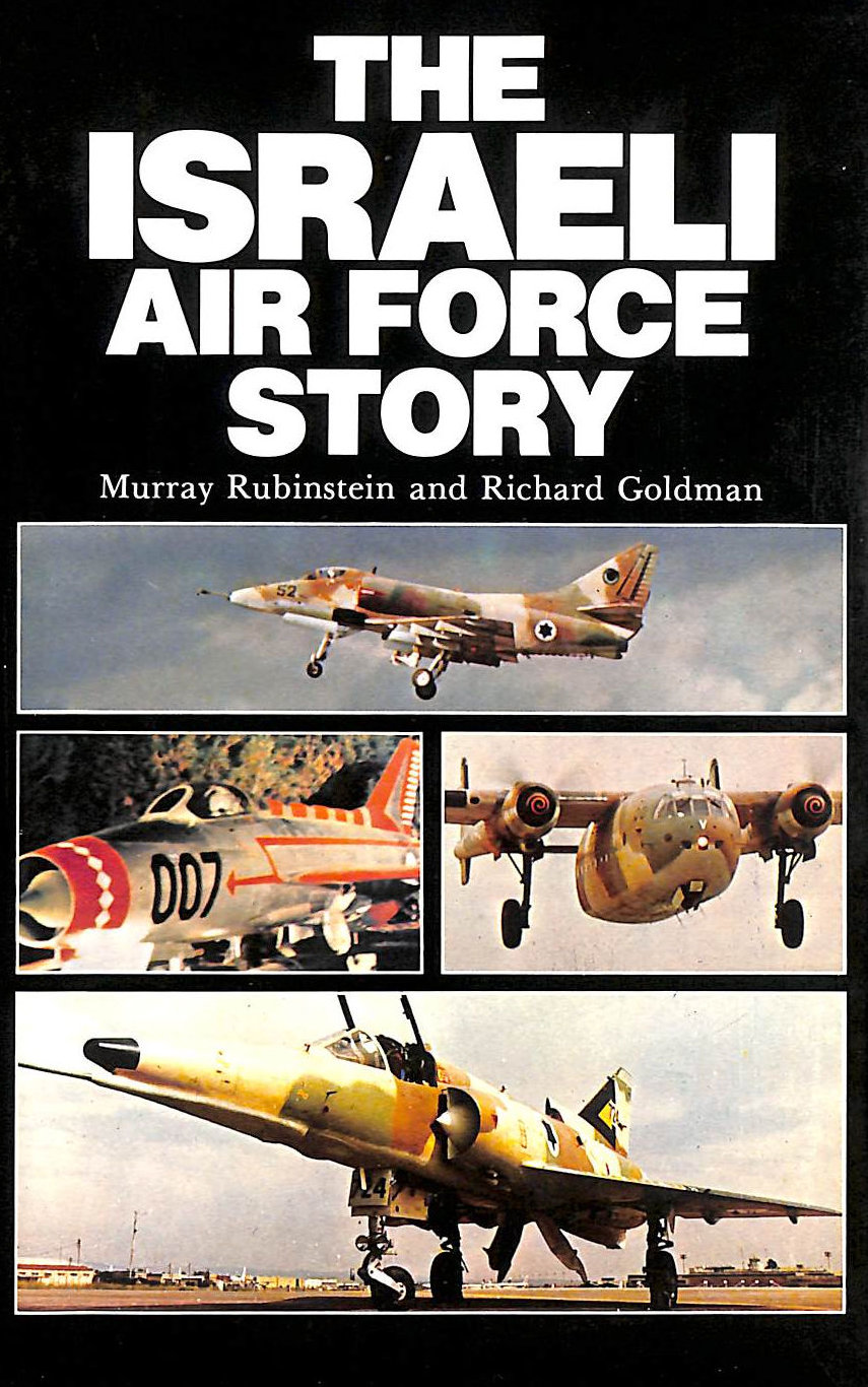 Image for Israeli Air Force Story
