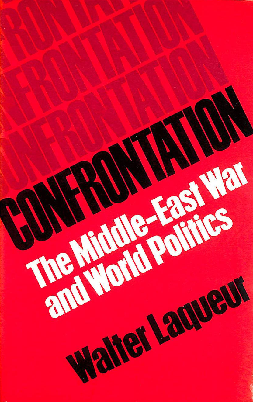 Image for Confrontation 1973: Middle East War And The Great Powers