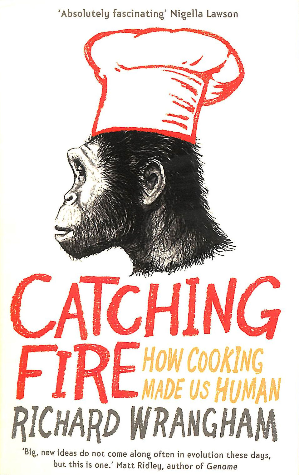 Image for Catching Fire: How Cooking Made Us Human