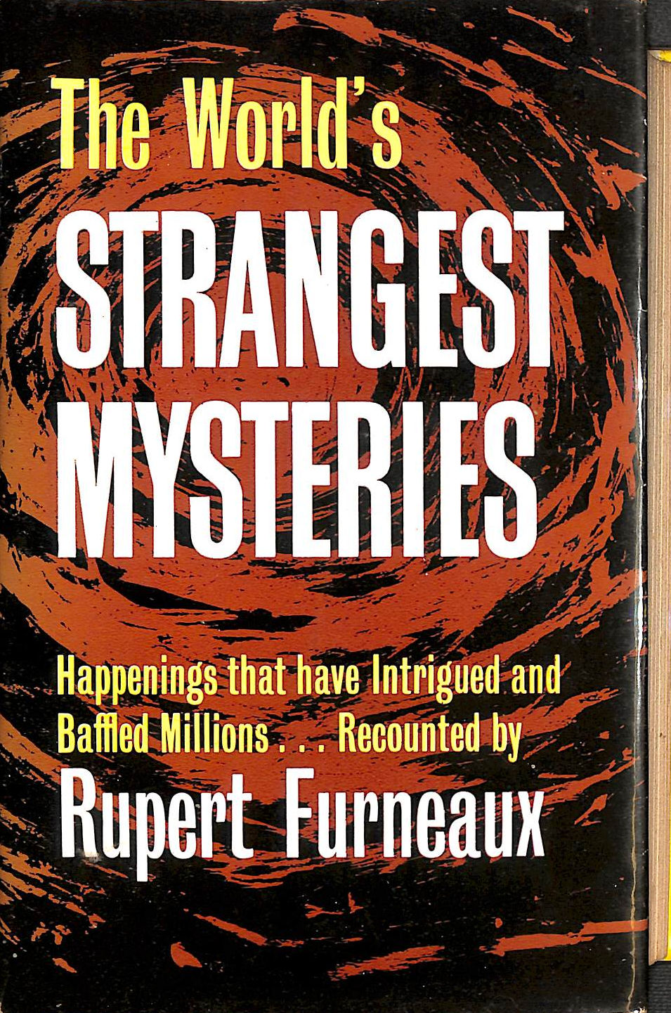 Image for The World's Strangest Mysteries