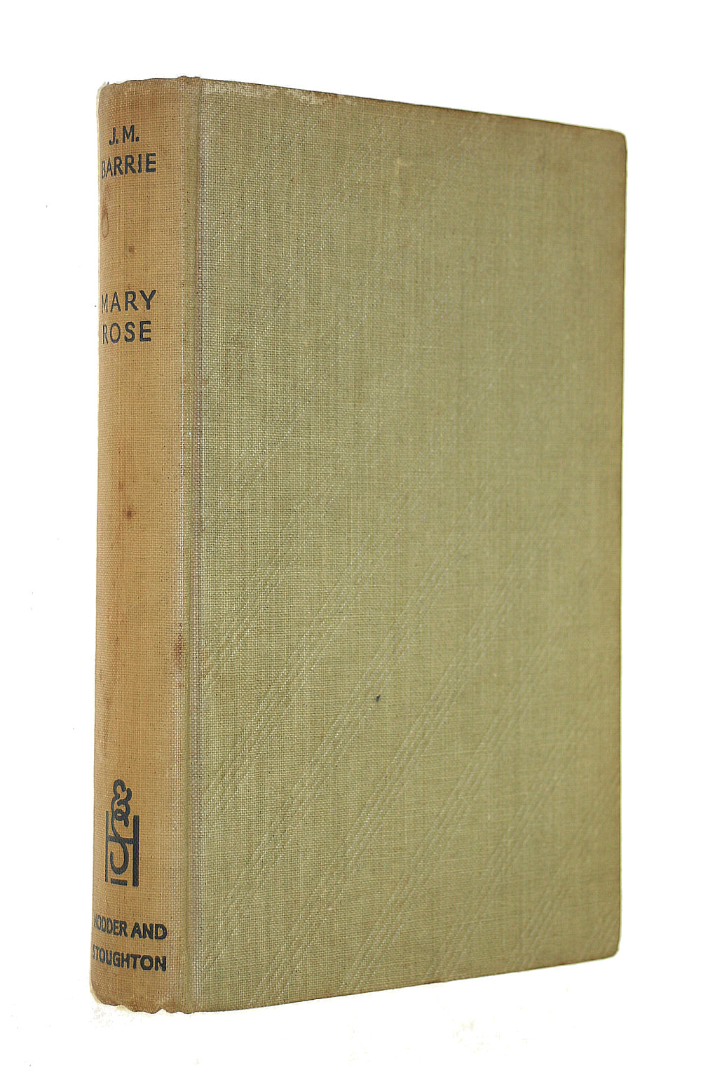Image for Mary Rose: A Play In Three Acts (The Uniform Edition Of The Plays Of J.M. Barrie)
