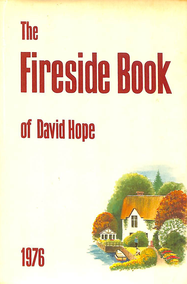 Image for The Fireside Book Of David Hope 1976