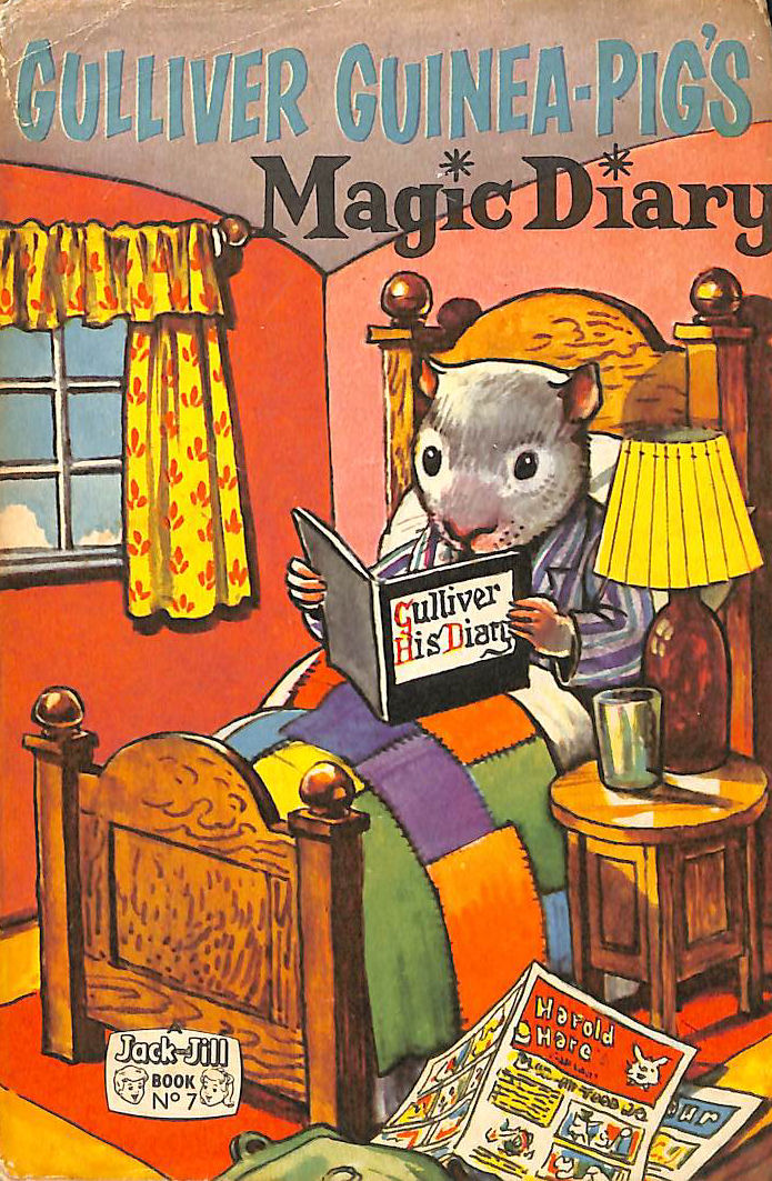 """Image for Gulliver Guinea-Pig""""S Magic Diary (Jack And Jill Book No.7)"""