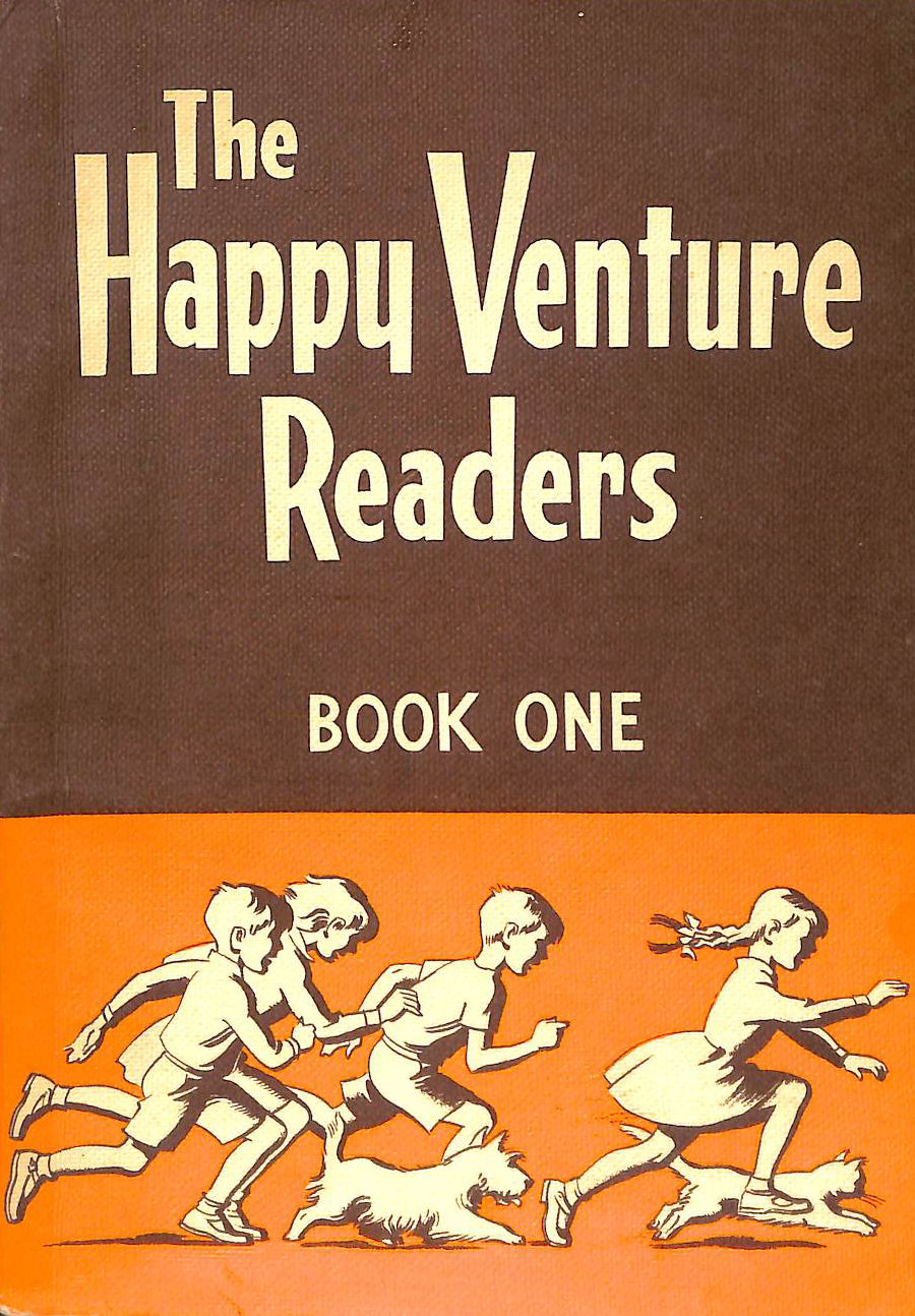 Image for The Happy Venture Readers Book One: Playtime