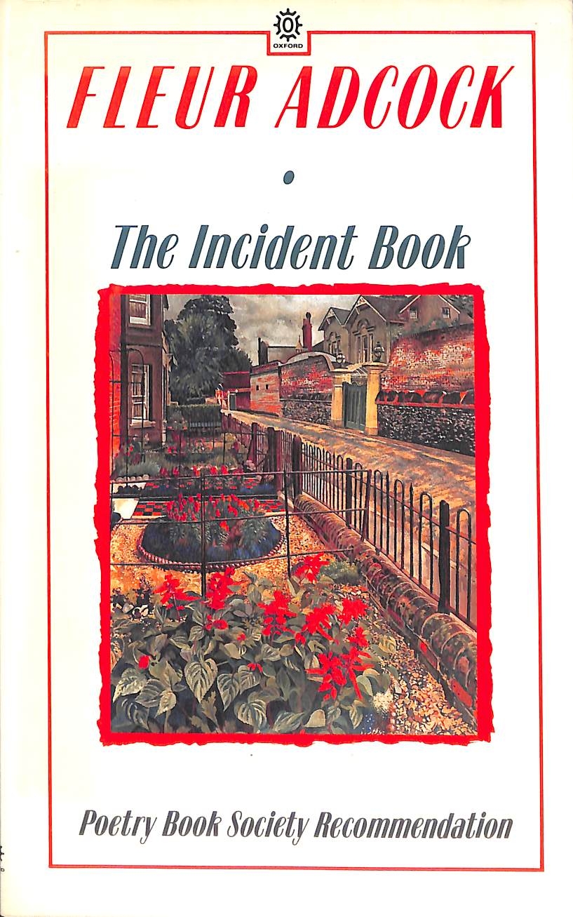 Image for The Incident Book (Oxford Paperbacks)