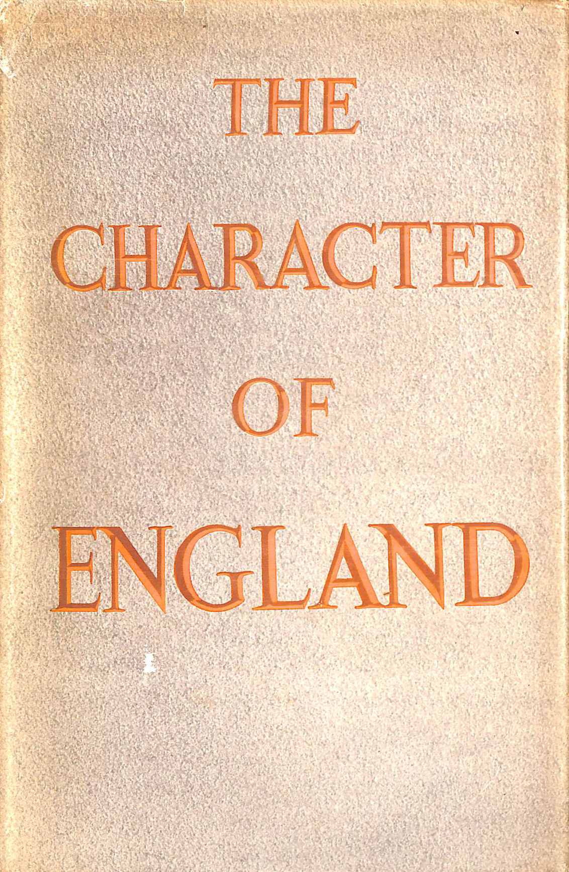 Image for Character Of England